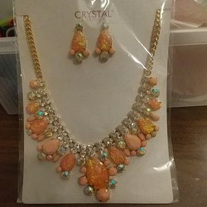 Crystal Avenue Jewelry Set